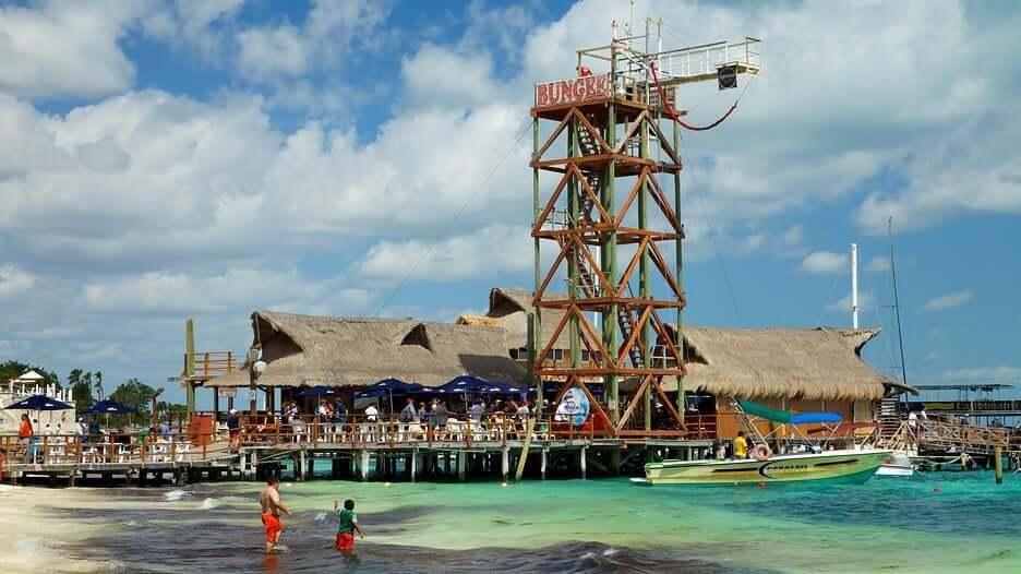 Playa Tortugas em Cancún