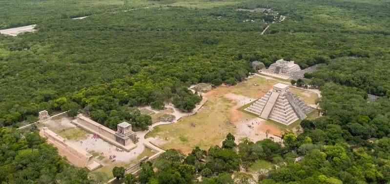 Conhecer Chichen-Itzá Cancún
