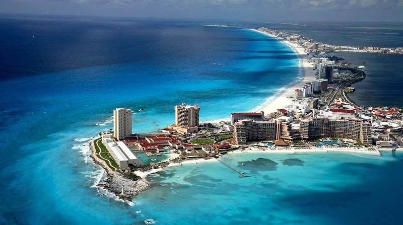 Hospedagens em Cancún: Zona Hoteleira