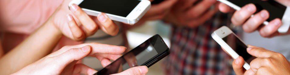 Plano de celular do Brasil em Cancún