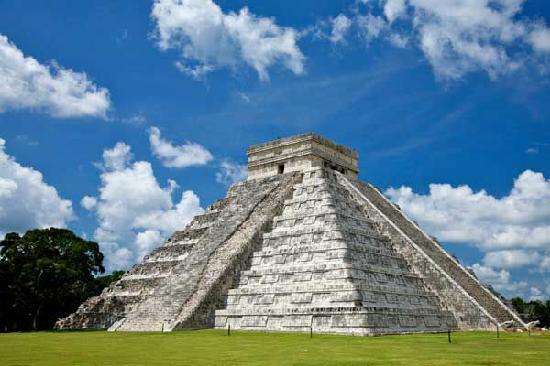 Chichen-Itzá em Cancún