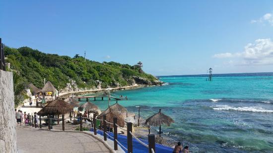 Garrafón Park na Isla Mujeres