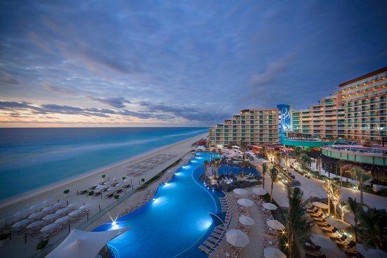 Hard Rock Hotel em Cancún