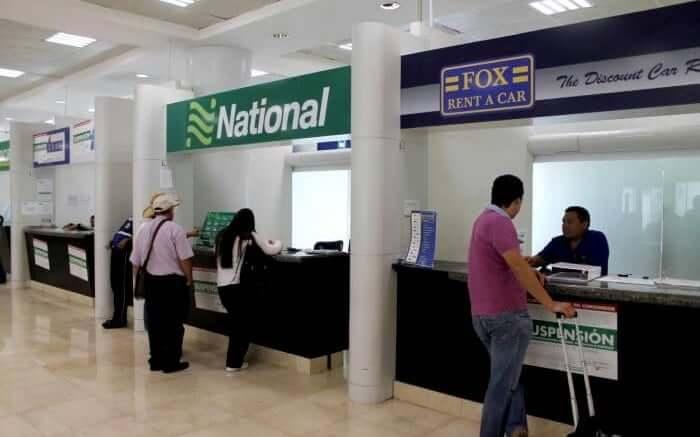 Melhores empresas de aluguel de carro na Cidade do México