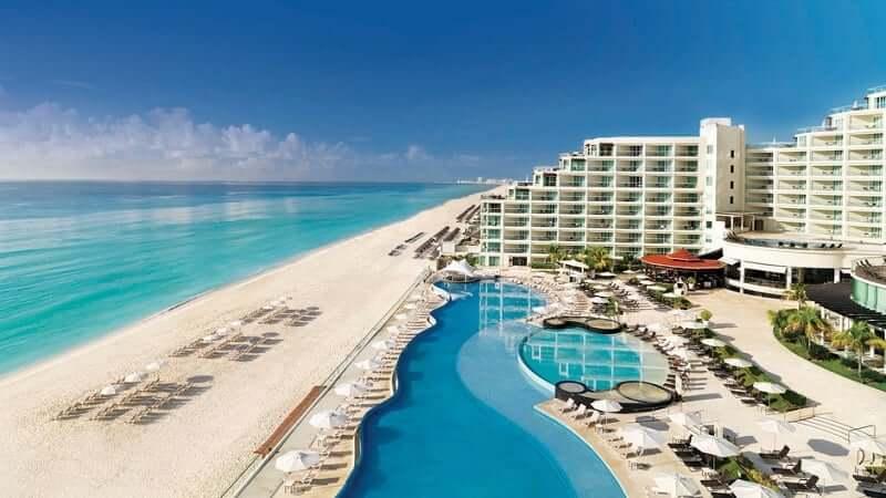Hospedagem em Cancún