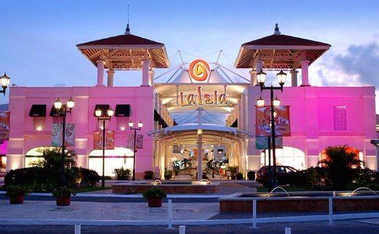 Shopping La Isla em Cancún