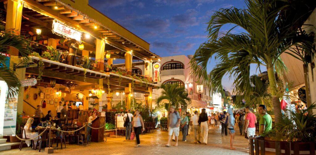 Compras em Cancún