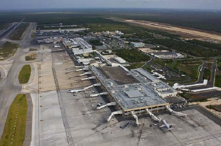 Como ir do aeroporto de Cancún até o centro turístico