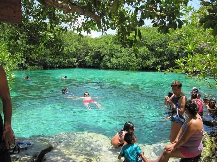 Casa Cenote em Cancún