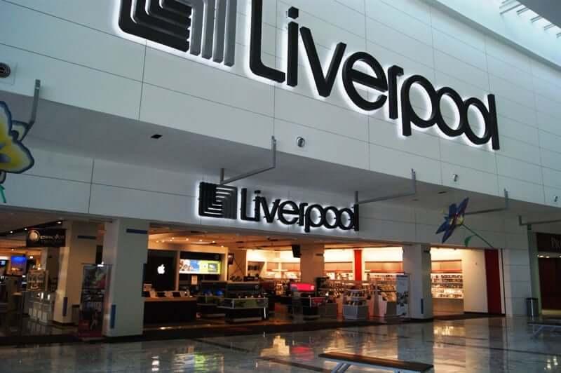 Liverpool no Shopping Las Americas em Cancún