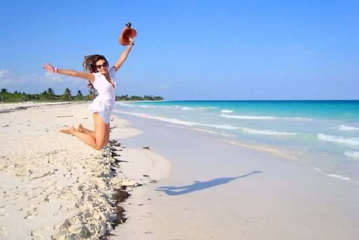 Planejamento para um roteiro de viagem em Cancún