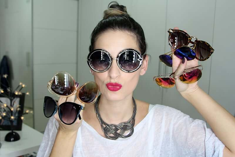 Dicas de lugares para comprar óculos escuros em Cancún