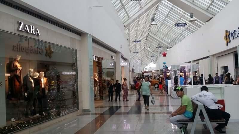 Shopping Plaza Las Americas para comprar produtos Apple em Cancún