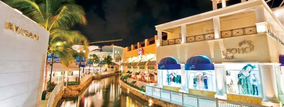 Shoppings para comprar óculos escuros em Cancún