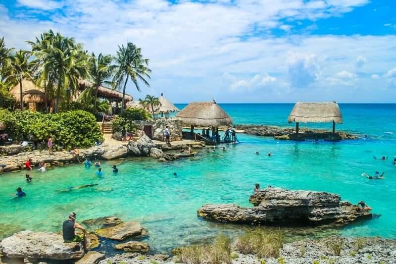 Xcaret Park em Cancún
