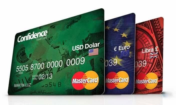 Cartão Pré Pago Internacional para Tulum