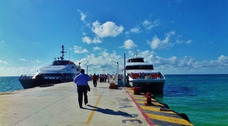 Dicas para chegar na Ilha de Cozumel em Cancún