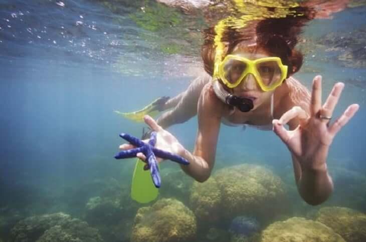 Mergulhos na Ilha de Cozumel em Cancún