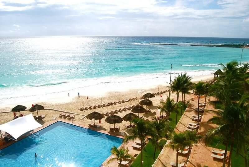 Ilha de Cozumel na cidade de Cancún