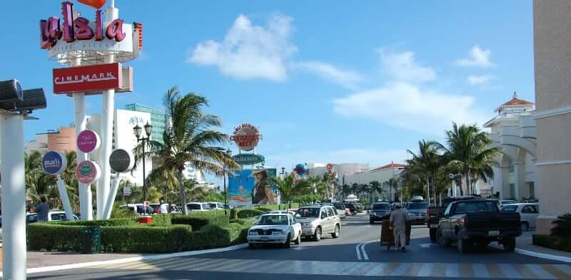 Informações sobre o Shopping La Isla em Cancún