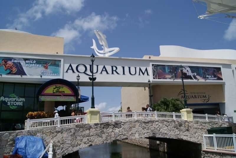 Entretenimento e lazer no Shopping La Isla em Cancún