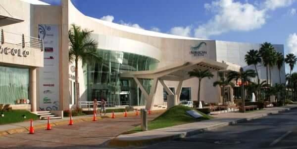 Informações sobre o Shopping Plaza Kukulcan em Cancún