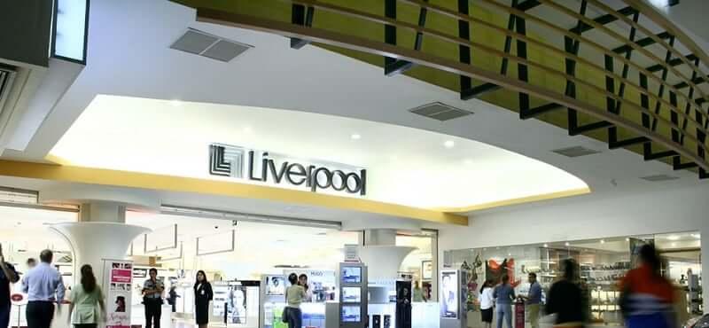 Estrutura do Shopping Las Americas em Cancún