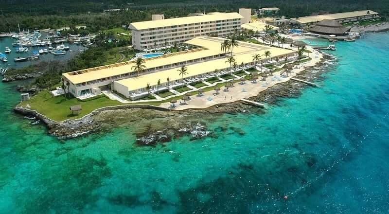 Melhores hospedagens da Ilha de Cozumel