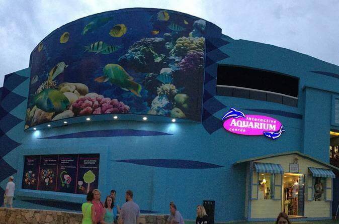 Interactive Aquarium Cancún