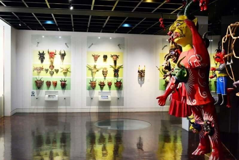 Passeio pelo Museu de Arte Popular em Cancún