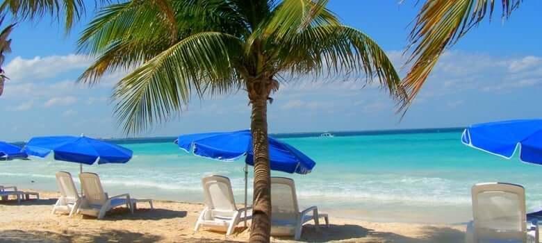 Praias na Isla Mujeres em Cancún