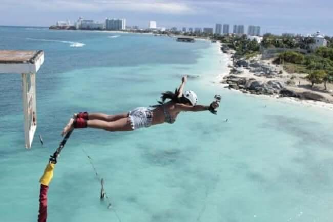 Atividades na Playa Tortugas em Cancún