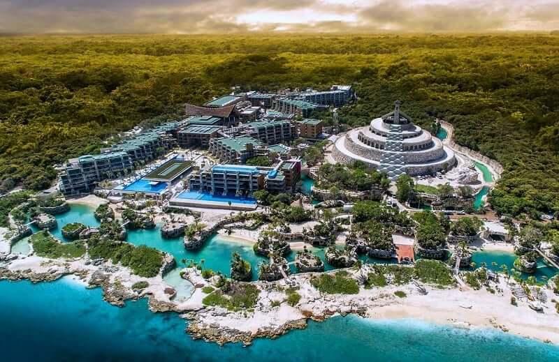 Parque Xcaret em Cancún