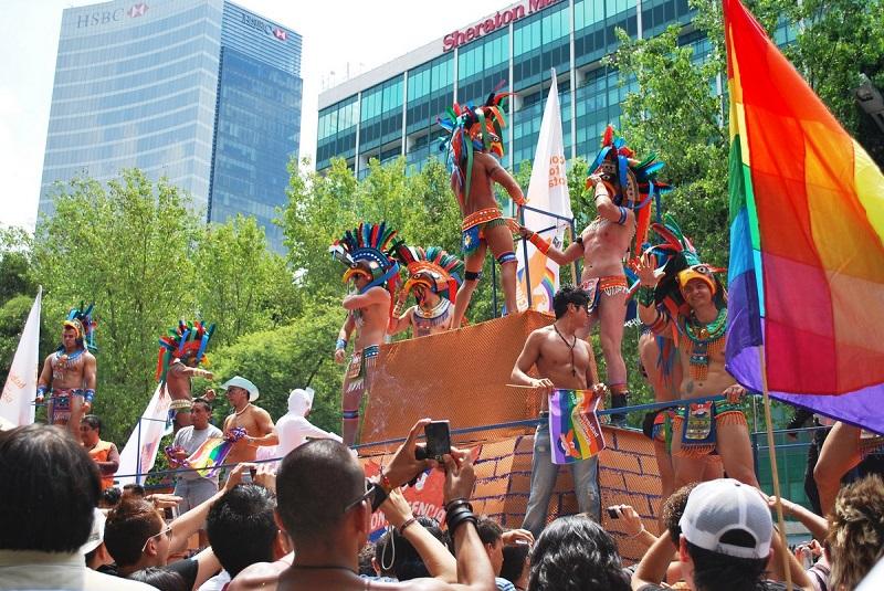Lugares LGBTI em Cancún