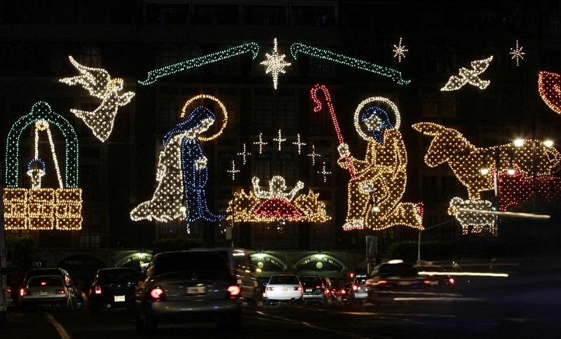 Tradições no Natal em Cancún e no México