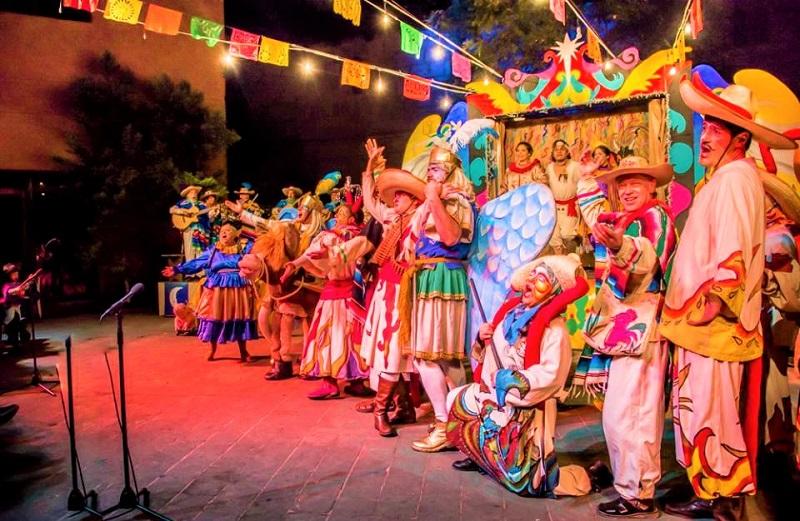 Pastorelas em Cancún e no México