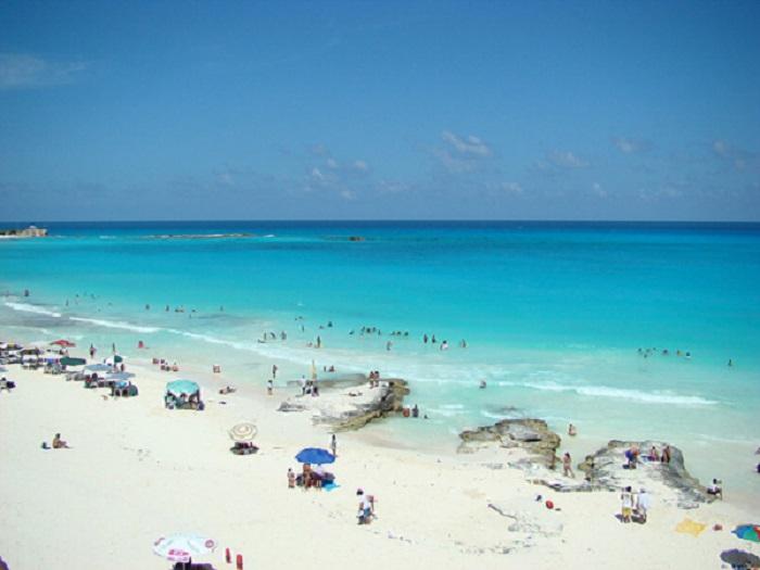 Playa Caracol em Cancún