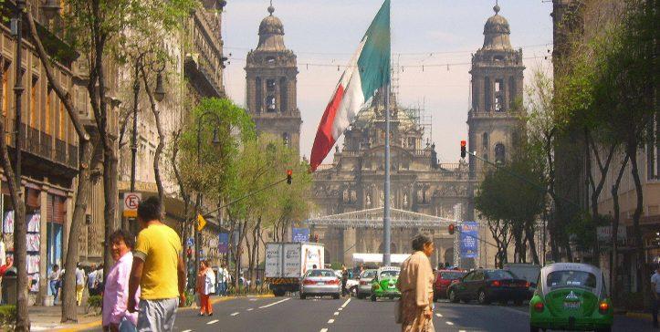 Aluguel de carro na Cidade do México