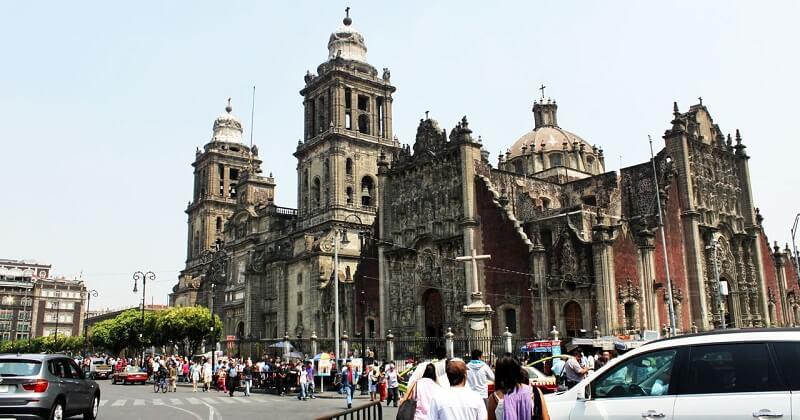 Onde ficar na Cidade do México: Centro