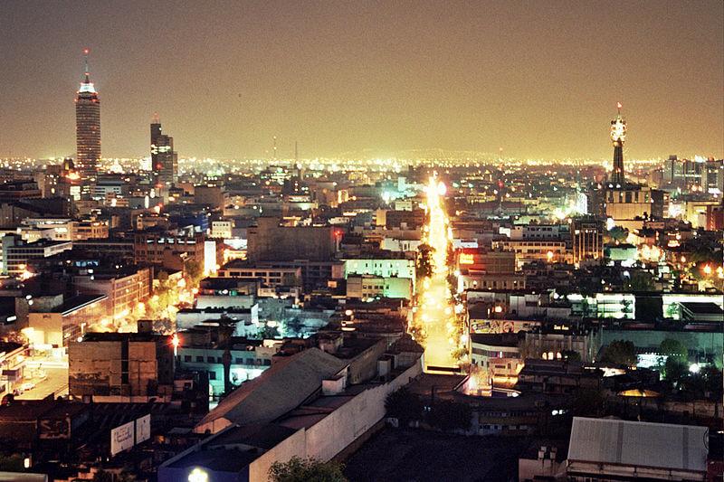 Dicas de o que fazer a noite na Cidade do México