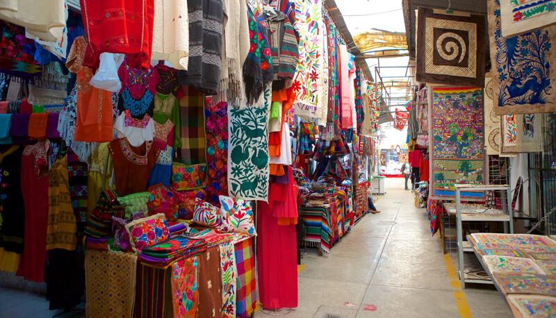 Compras na Cidade do México: Galerias e Feiras de artesanato