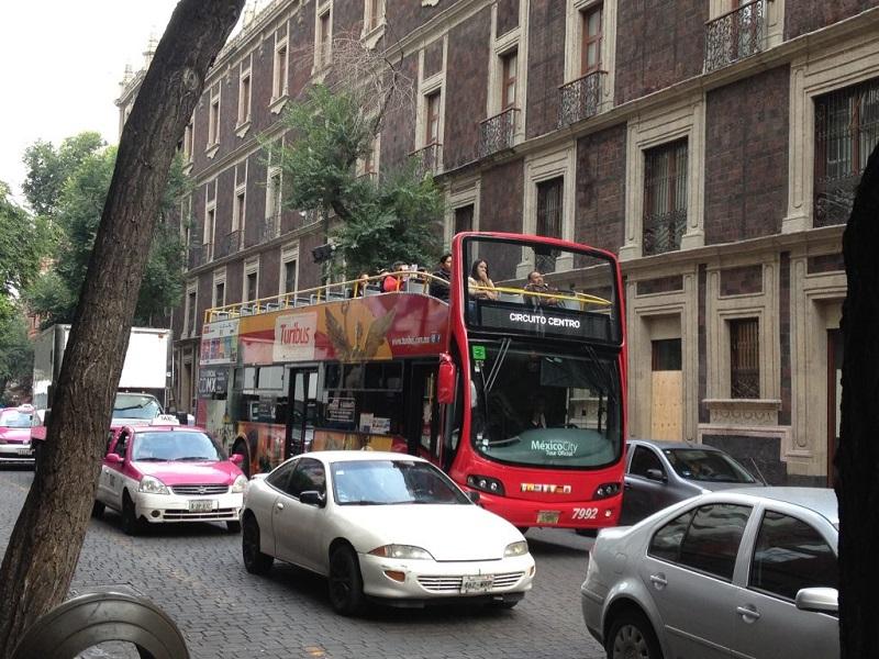 Tour de ônibus Hop on Hop Off na Cidade do México