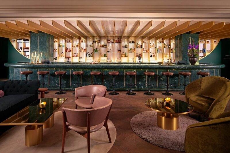Balada Living Room Bar na Cidade do México
