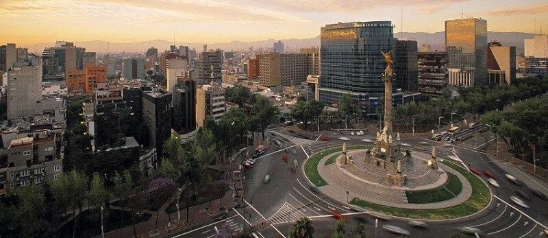 Onde ficar na Cidade do México: Polanco