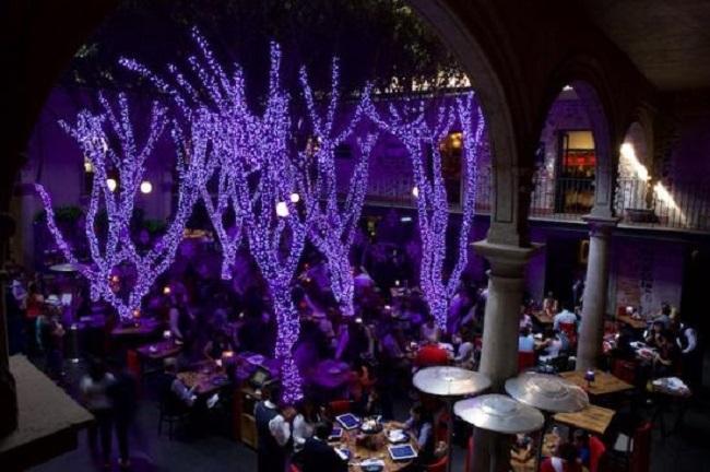 Roteiro no restaurante Azul Histórico na Cidade do México