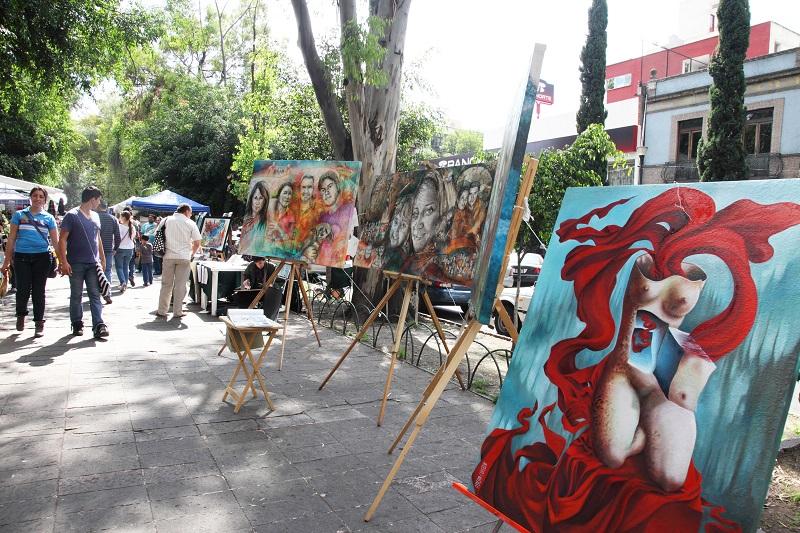 Passeios turísticos na região La Condesa na Cidade do México