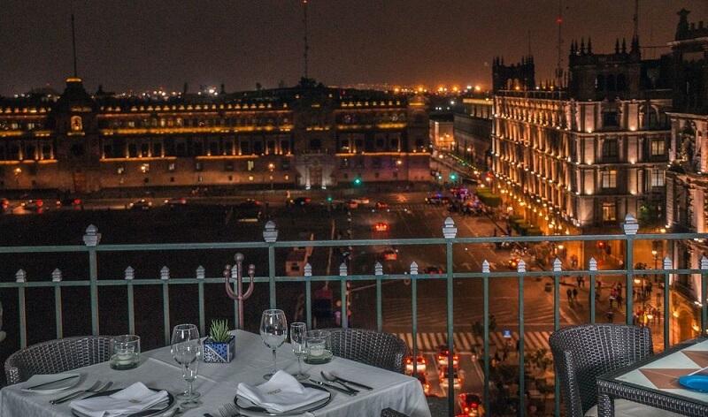 Grand Hotel Ciudad de Mexico para uma viagem romântica na Cidade do México