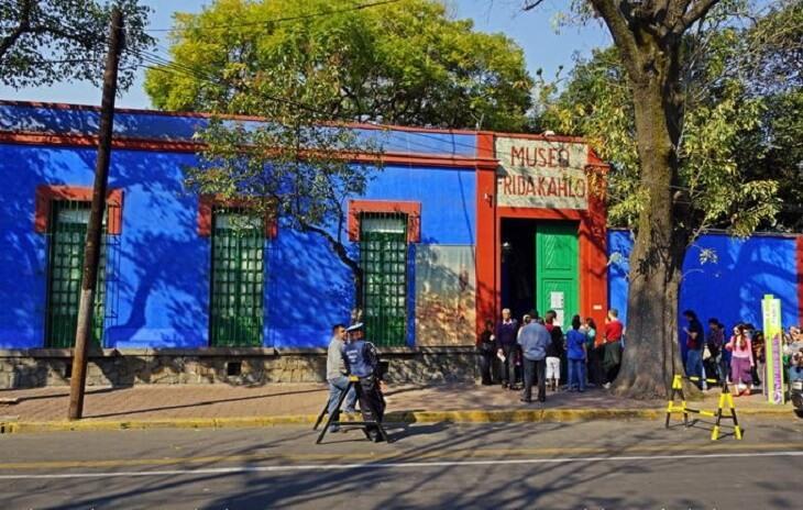 Passeio pelo Museu Frida Kahlo e Casa-Estúdio na Cidade do México
