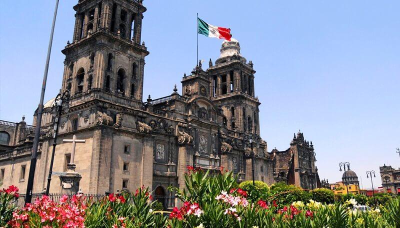 Roteiro de viagem em Zócalo na Cidade do México