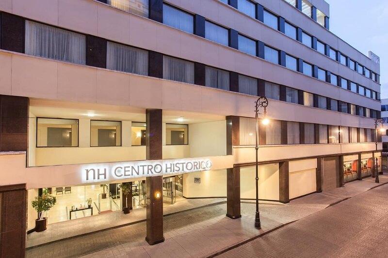 Hotel NH Mexico City Centro Histórico na Cidade do México